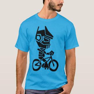 Robot Riding a Bike T-Shirt