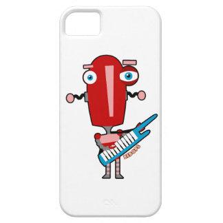 Robot rojo - caso del iphone iPhone 5 cobertura