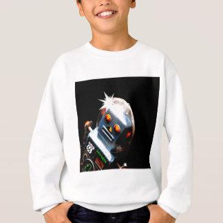 Robot Route 66 Sweatshirt