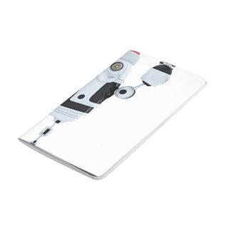 Robot Santa Cuadernos Grapados