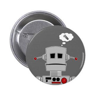 Robot Screw Button