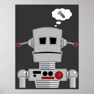 Robot Screw Print