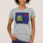 robot, señal sonora; Le falto Camiseta