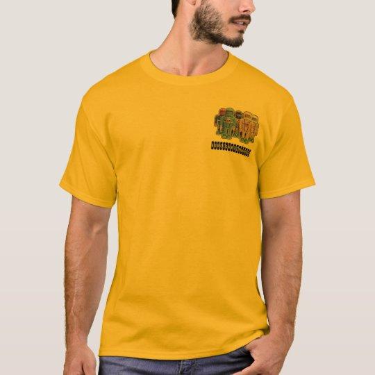 Robot Skateboards - Design #2 T-Shirt