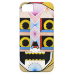 robot skull iPhone 5 case