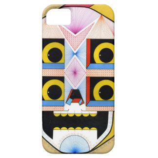 robot skull iPhone SE/5/5s case