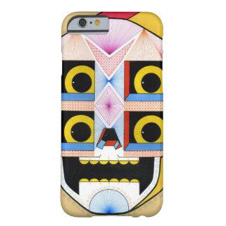 robot skull iPhone 6 case