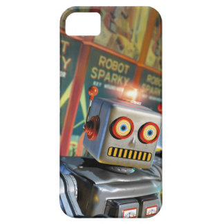 Robot Sparky! iPhone SE/5/5s Case
