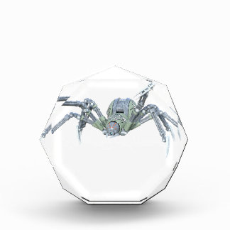 Robot Spider in Green and Silver Award