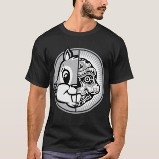 Robot Squirrel T-Shirt