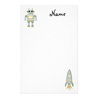 Robot Stationary Stationery
