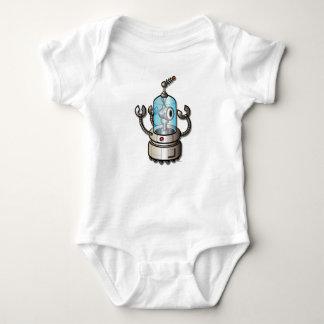Robot TANX Baby Bodysuit