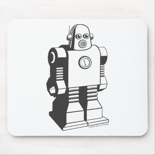 Robot Tapete De Ratones
