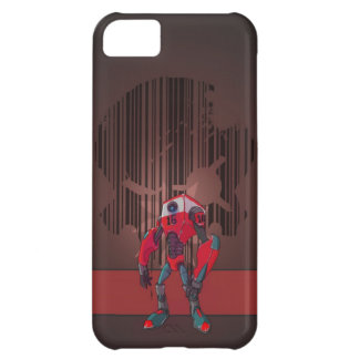 Robot Team Offense iPhone 5C Covers