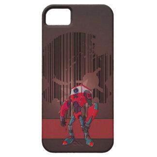 Robot Team Offense iPhone SE/5/5s Case
