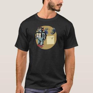 Robot To Do List T-Shirt