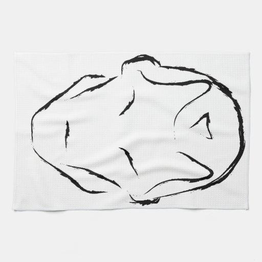 robot toalla de mano