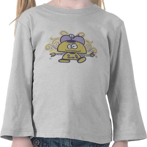 Robot Toddler T Shirts