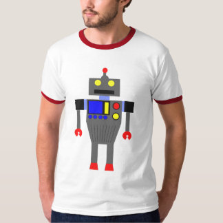 ROBOT TOY (COLORFUL DESIGN) T-Shirt