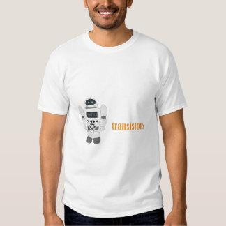 Robot Transistors T Shirt