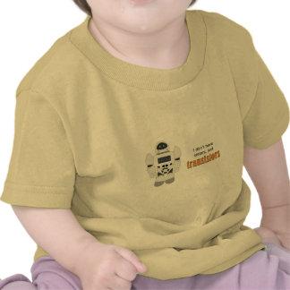 Robot Transistors Tee Shirts