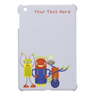 Robot Trio Case For The iPad Mini