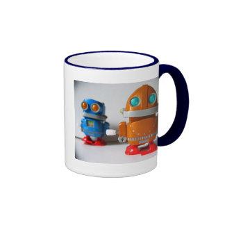 Robot Trouble Mug Ringer Mug