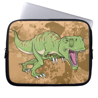 Robot Tyrannosaurus Dinosaur  Electronics Sleeve Laptop Computer Sleeve