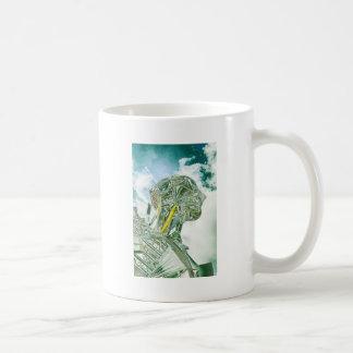Robot Veins Coffee Mug