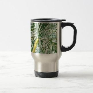 Robot Veins Travel Mug