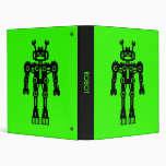 """Robot - verde carpeta 1"""""""