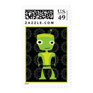 Robot - verde envio