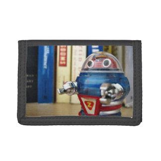 Robot Wallet! Tri-fold Wallets