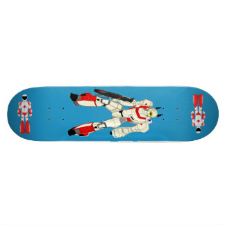 Robot Warriors Skateboard - Awesome