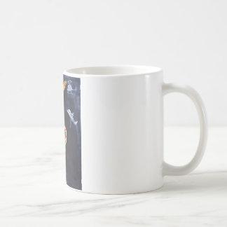 Robot Wars Classic White Coffee Mug