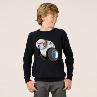 Robot WheelRobo Sweatshirt