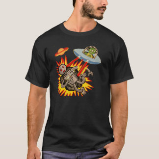 robotalien, An Ember melody - Customized T-Shirt