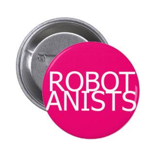 Robotanists - Pink Button