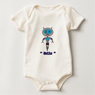 RobotDig Baby Bodysuit