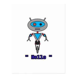 RobotDig Tarjetas Postales