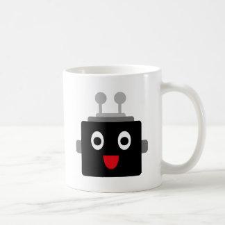 RobotFutuP13 Classic White Coffee Mug
