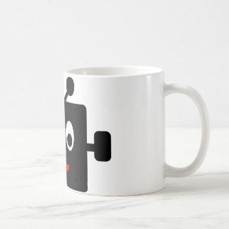RobotFutuP7 Classic White Coffee Mug