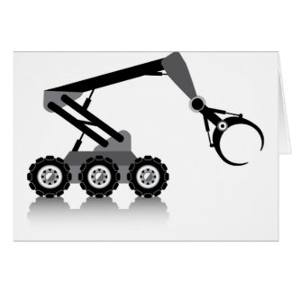 Robotic Arm Card