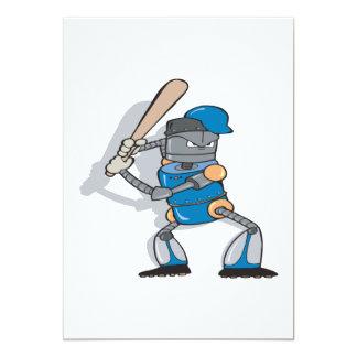 Robotic Batter Card