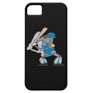 Robotic Batter iPhone SE/5/5s Case