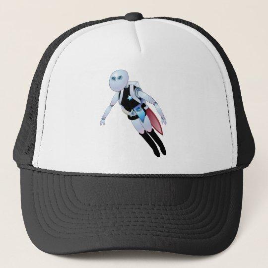 Robotic Cops 2099 Trucker Hat