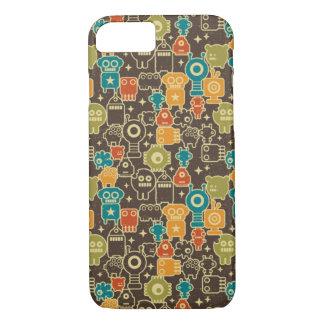 Robotic Cuteness iPhone 7 Case