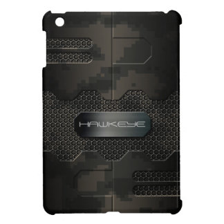 Robotic Digital Camouflage Case iPad Mini Cases