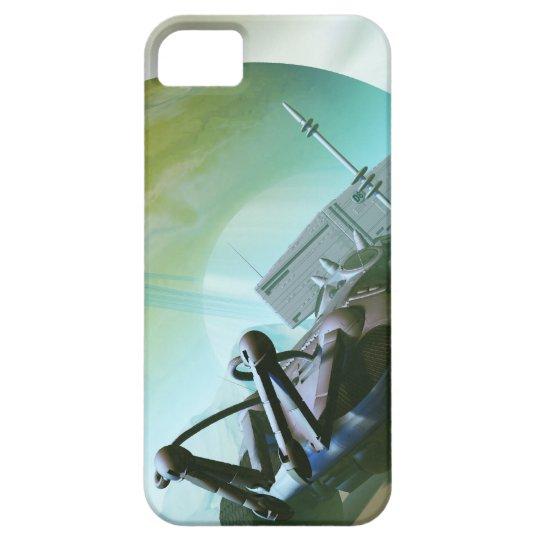 Robotic Landrover iPhone SE/5/5s Case