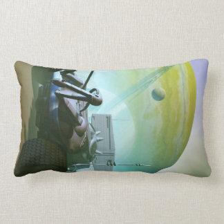 Robotic Landrover Lumbar Pillow